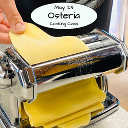 Osteria Cooking Class