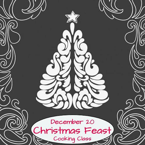 Duminica 20.12. - Ora 14:00 - Christmas Feast - 1 Participant