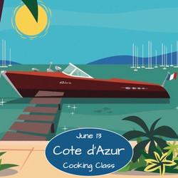 Cote d'Azur Cooking Class