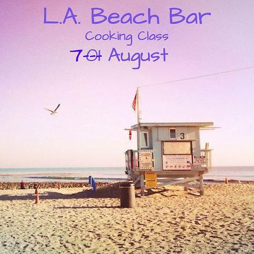 Sambata 07.08. - Ora 14:00 - L.A. Beach Bar - 1 Participant