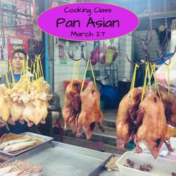 Pan Asian Cooking Class
