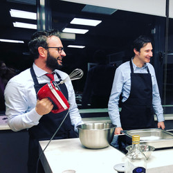 Corporate cooking
