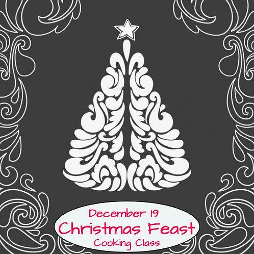Duminica 19.12. - Ora 14:00 - Christmas Feast - 1 Participant