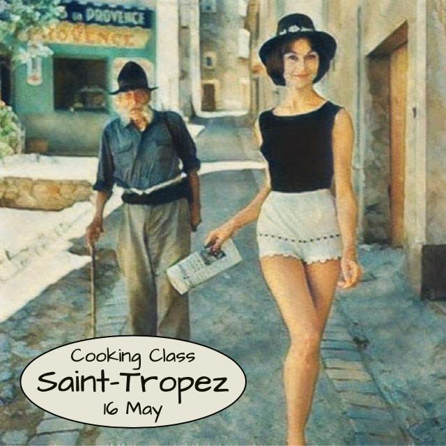 Saint-Tropez Cooking Class