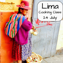 Lima Cooking Class