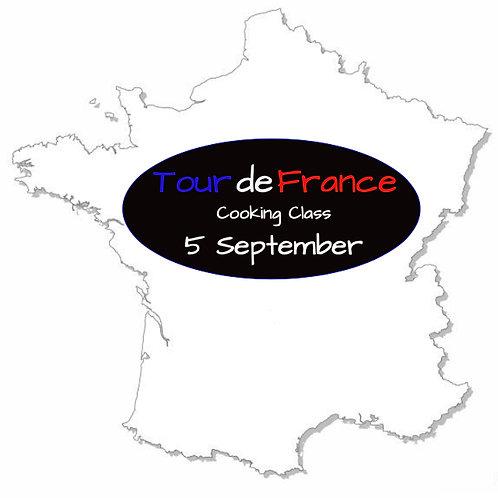 Duminica 05.09. - Ora 14:00 - Tour de France - 1 Participant