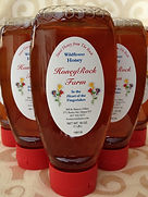 Pure Local Honey - The Honey