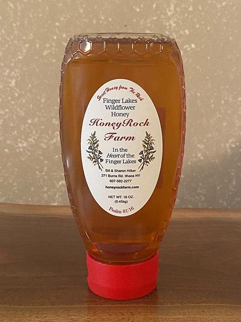 Finger Lakes Spring Honey