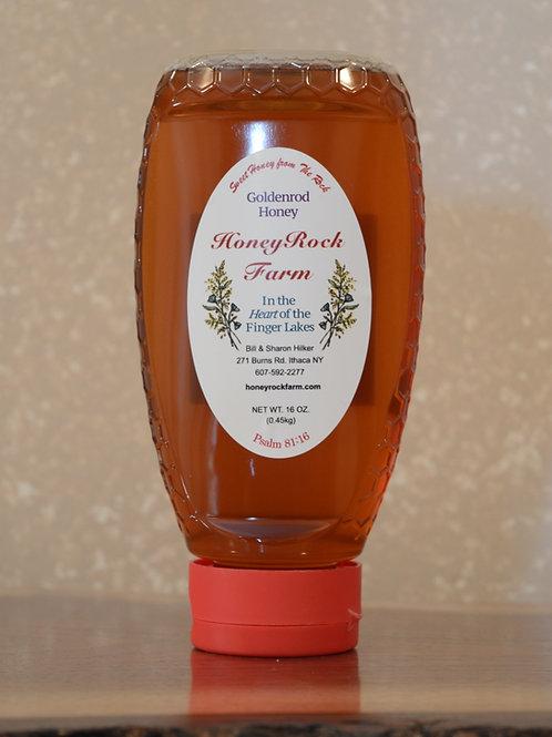 Goldenrod Honey