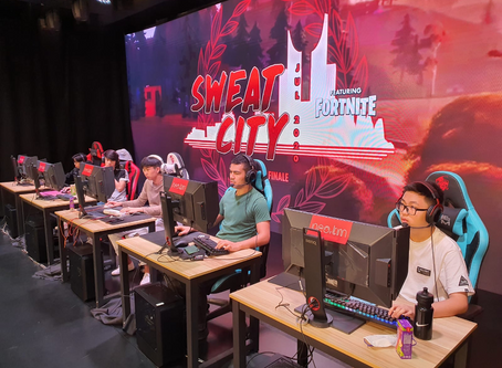 The Gym delivers first hybrid esports tournament in their Singapore studio.