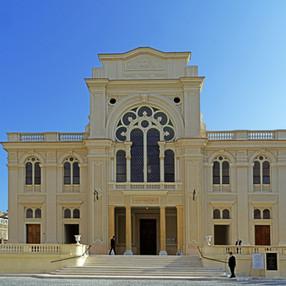 The Alexandria Eliahu HaNavi Synagogue