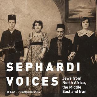 The Sephardi Voices Exhibition
