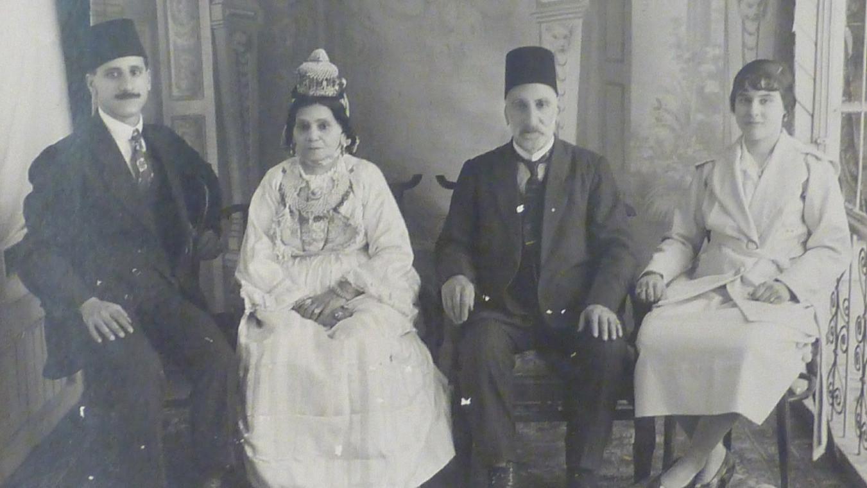 Dangoor Family Archive: Baghdad 1914
