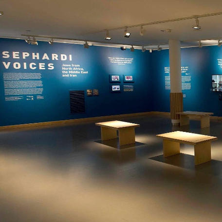 The Sephardi Voices UK Exhibition