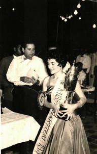 Miss Khartoum 1956