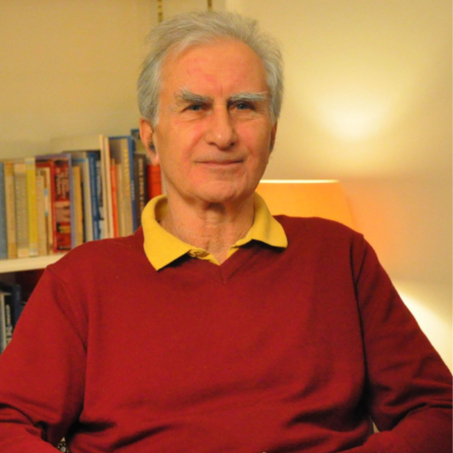 In Conversation with Gabriel Josipovici