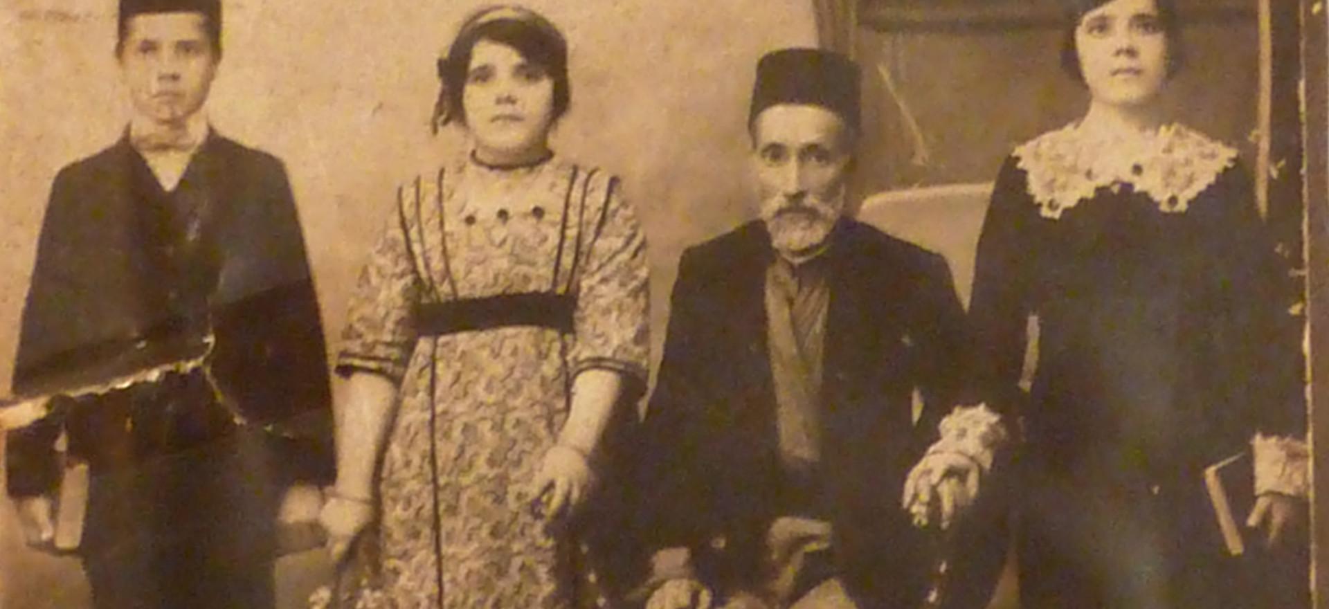 Roger Bilboul: Alexandria 1915
