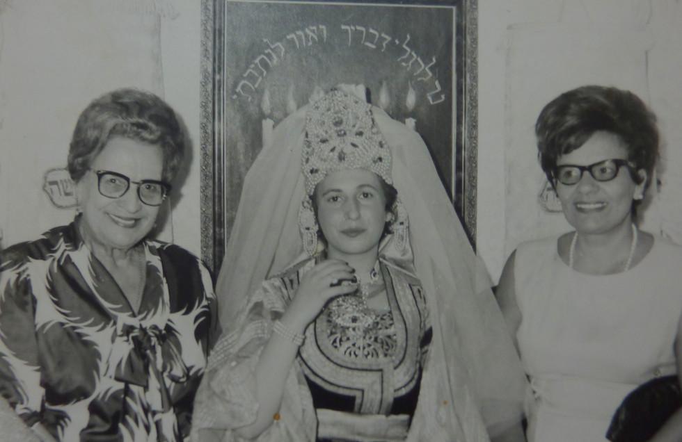 Anita Candero Bendayan: Tangiers 1965