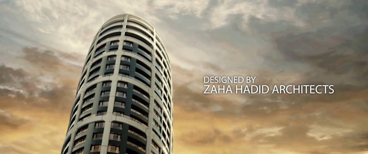 Sky Park by Zaha Hadid