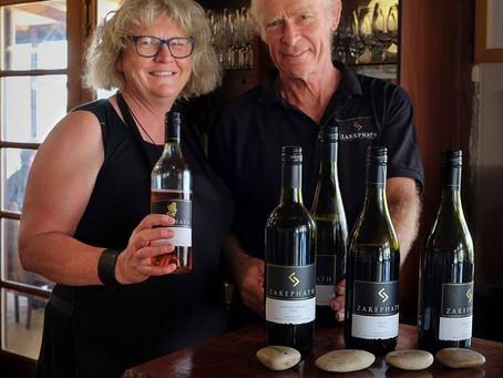 Welcome to Zarephath Wine