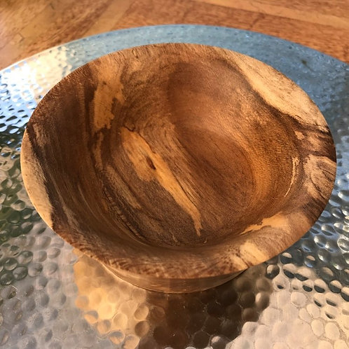Manx Holly Bowl