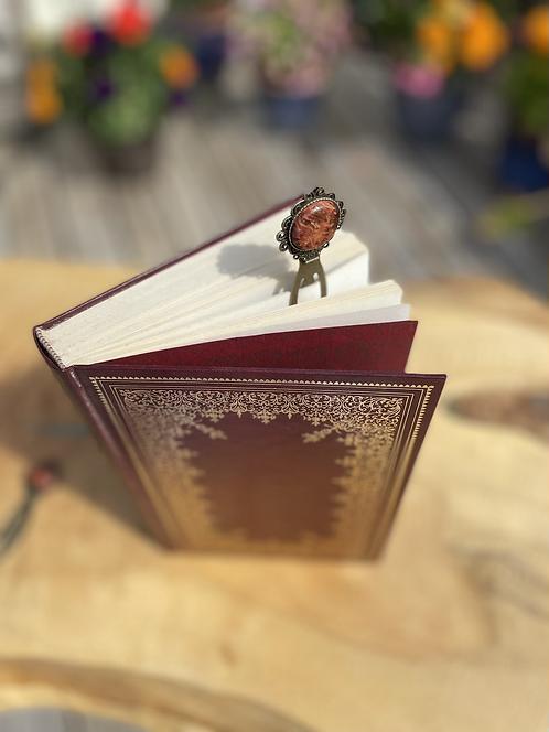 Manx Elm Burr Bookmarks