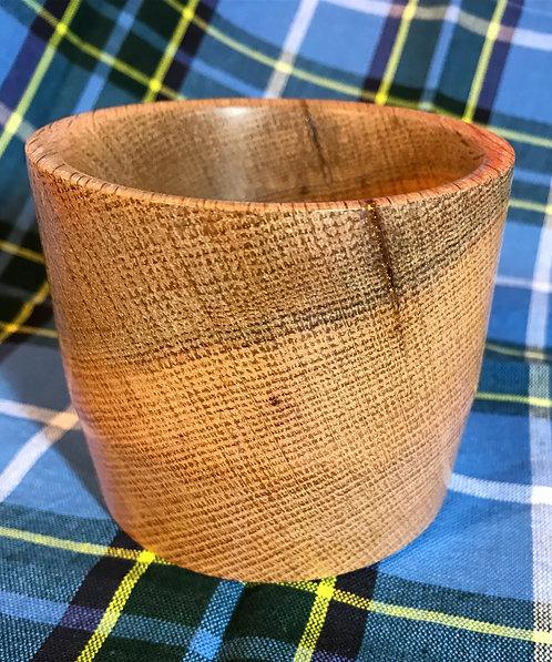 Manx Oak Tall Pot