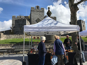 Manx TurnEd -Cadtle Rushen, Castletown Square, Isle of Man