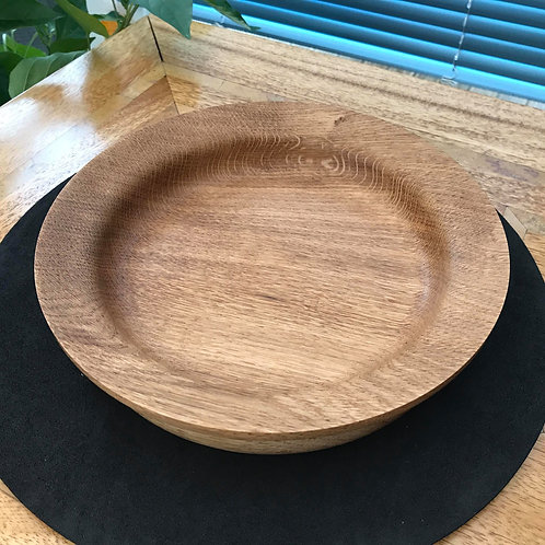 Traditionally Styled Oak Bowl