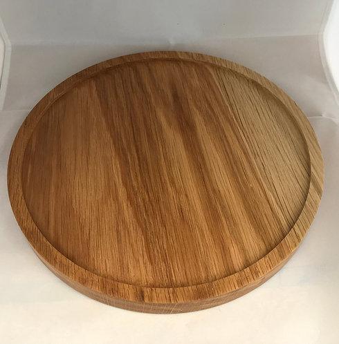 Large Oak Platter