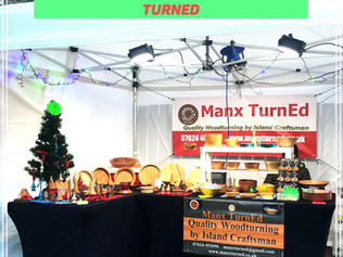 Nollick Ghennal as Blein Vie Noa!  A Happy and Healthy 2021 from Manx TurnEd - Quality Woodturning