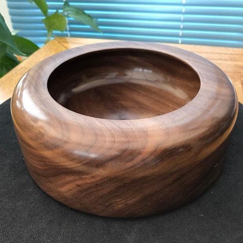 American Walnut Large Bowl