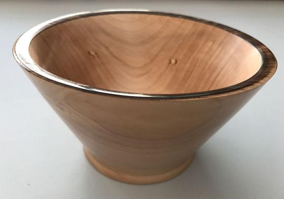 Norwegian Maple Contemporary Bowl