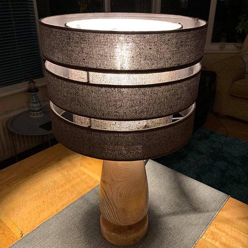 Manx Ash Bespoke Lamp