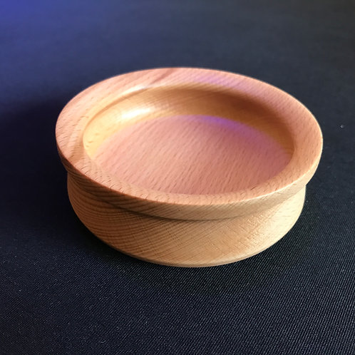 Beech Fluted Edge Small Dish