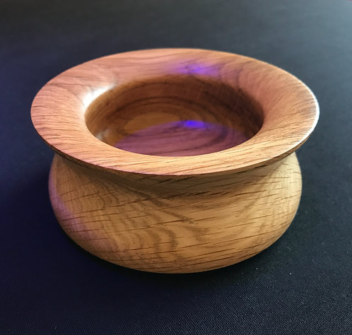 Oak Fluted Rim Bowl