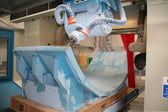 Correa FP40 maching epoxy pattern.