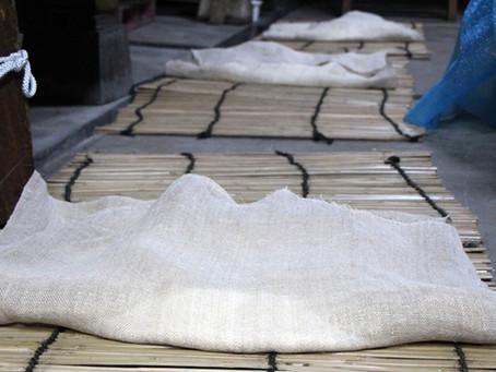 大吟醸の麹米造り、上槽、冬の予定