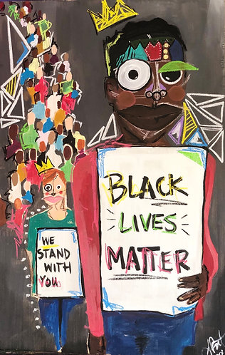 Black Lives Matters Original