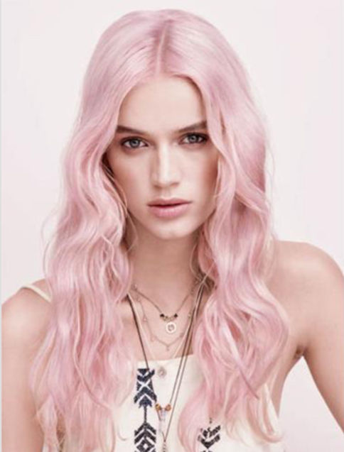 pink har