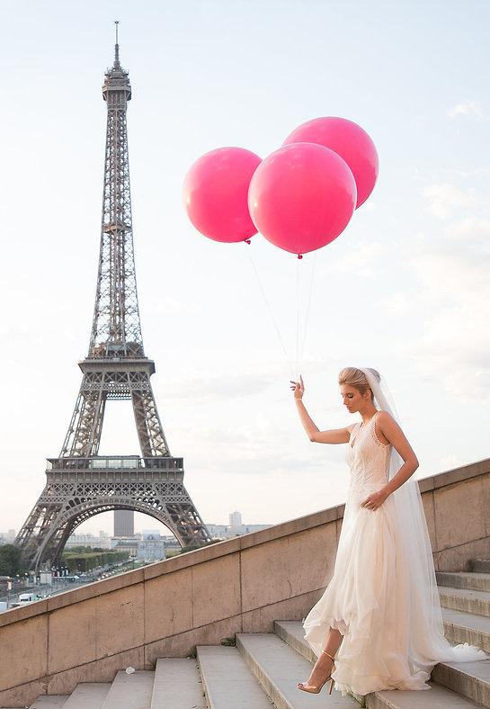 The Destination Bride