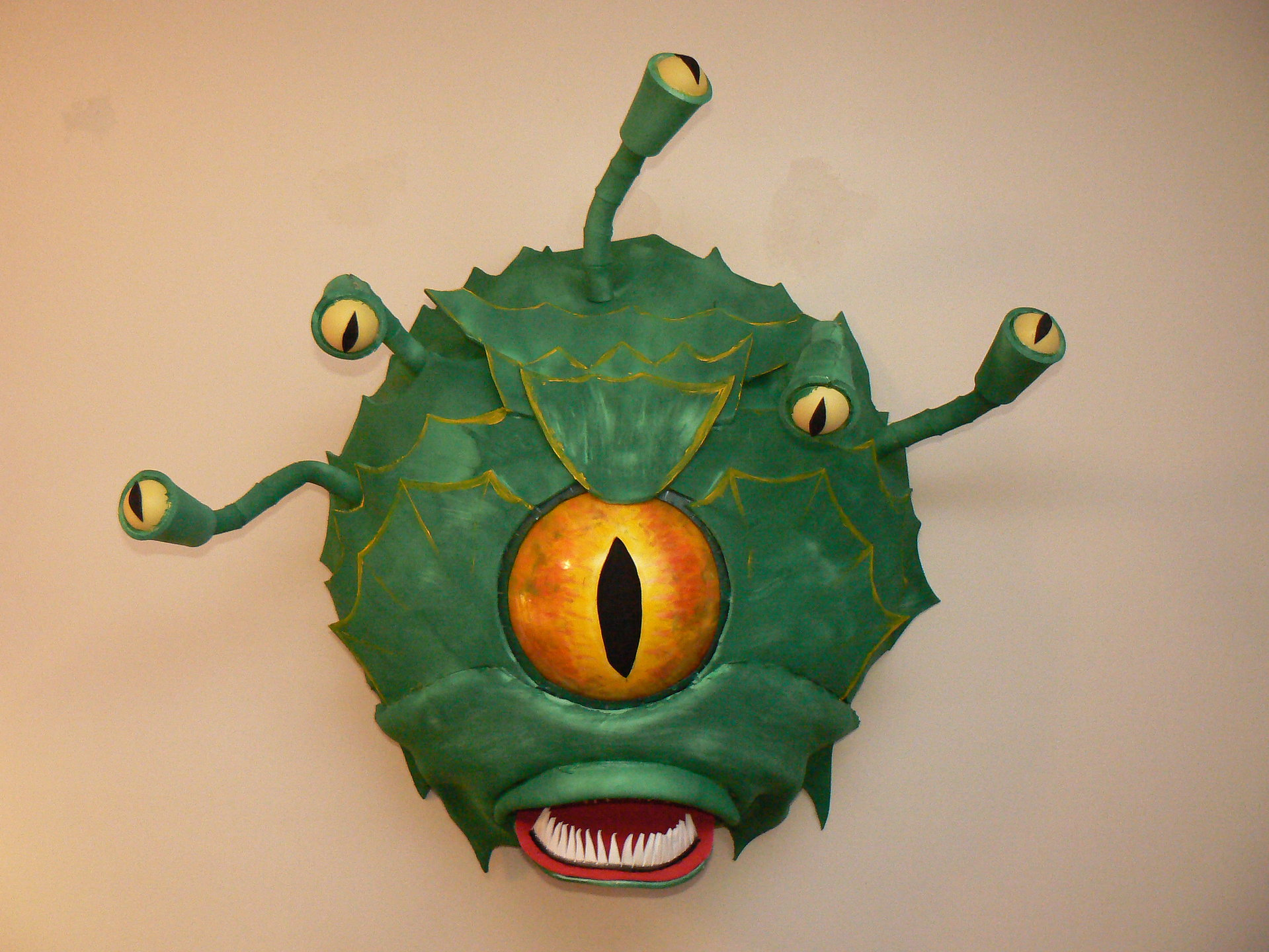 beholder puppet she kills monsters