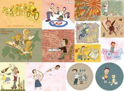 New Hayashinema Pardice illustration