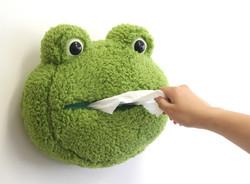 Frog tessue case