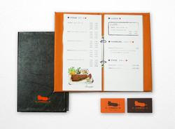 Steak house JINBOU menu
