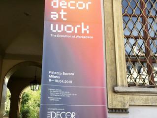 MILANO DESIGN WEEK / Elle Decor Italiaの展示にてMangekyo箸置きがセレクトされています。