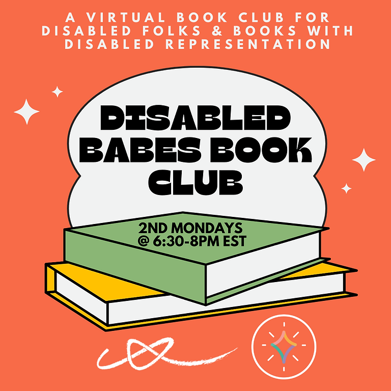 Disabled Babes Book Club