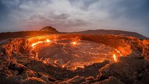 Mythical Volcanoes ☼ Erta Ale, Ethiopia