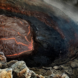 Mythical Volcanoes ☼ Erta Ale, Ethiopia