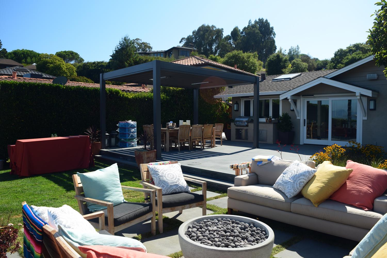 Backyard additions